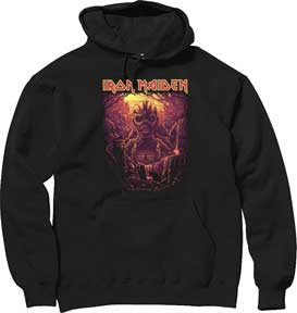 Iron Maiden - Acme Shadows Of The Valley Hoodie