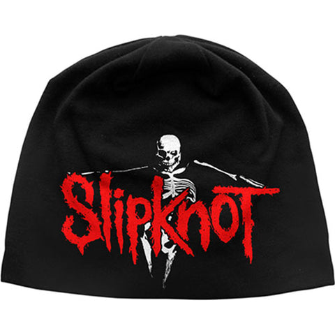 Slipknot - The Gray Chapter Discharge Print Beanie (UK Import)