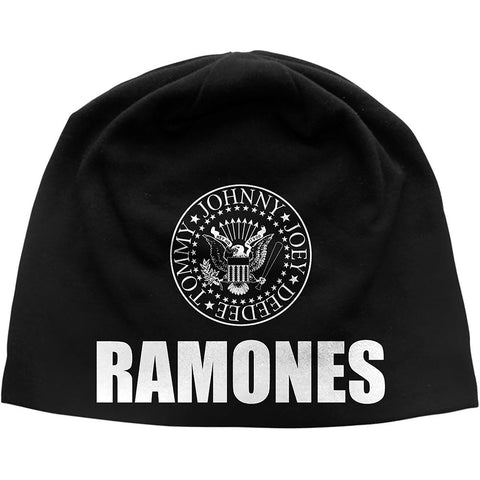 Ramones - Classic Seal - Beanie (UK Import)