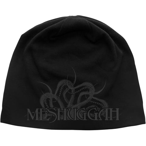 Meshuggah - Logo Spine Beanie (UK Import)