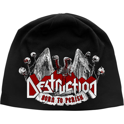 Destruction - Born To Perish Beanie (UK Import)