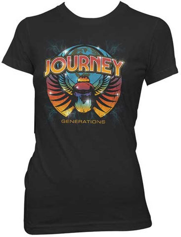 Journey - Generations Juniors Girly T-Shirt