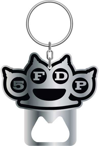 Five Finger Death Punch - Bottle Opener Keychain