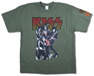 KISS - Official Army Member - T-Shirt