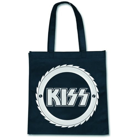 KISS - Logo Tote Bag (UK Import)