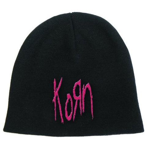 Korn - Logo - Beanie (UK Import)