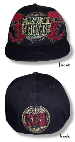 Killswitch Engage - Dragon Crest Cap