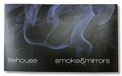 Lifehouse - Smoke & Mirror Sticker