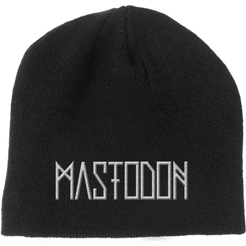 Mastodon - Logo - Beanie (UK Import)