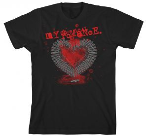 My Chemical Romance - Smoking Gun T-Shirt