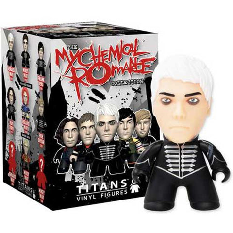 My Chemical Romance - Vinyl Figure 18 Piece Blind Box Collection (UK Import)