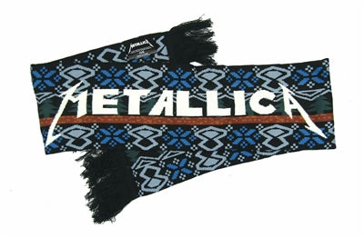 Metallica - Christmas Trees - Scarf