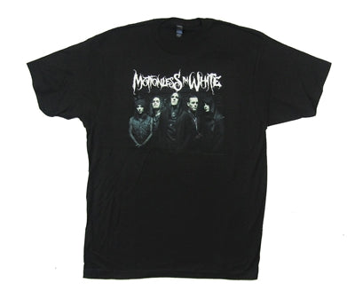 Motionless In White - Group Photo T-Shirt