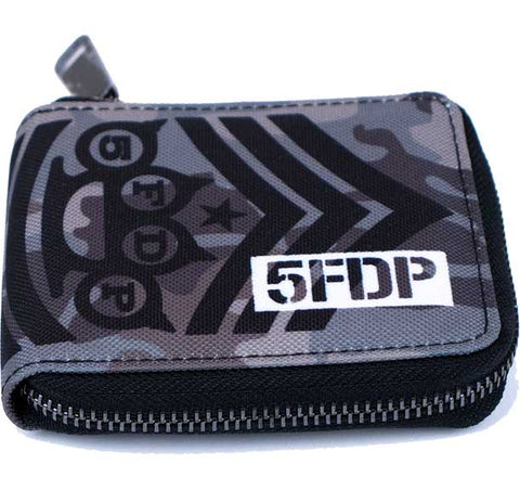 Five Finger Death Punch - Bifold Zip Wallet