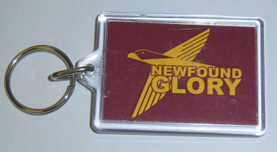 New Found Glory - Eagle Keychain