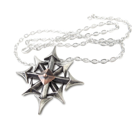 Chaostar Pendant Necklace (UK Import)
