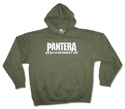 Pantera - Kicks Ass Pull Over Hoodie