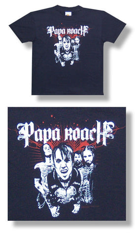 Papa Roach - Band Photo Youth T-Shirt