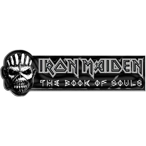 Iron Maiden - Book Of Souls Lapel Pin Badge (UK Import)