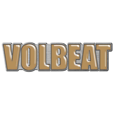Volbeat - Logo Lapel Pin Badge (UK Import)