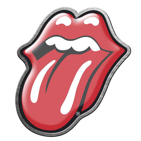 Rolling Stones - Tongue Logo Lapel Pin Badge (UK Import)