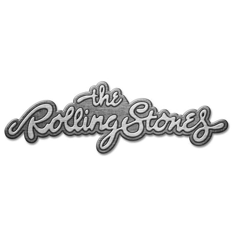Rolling Stones - Logo Lapel Pin Badge (UK Import)