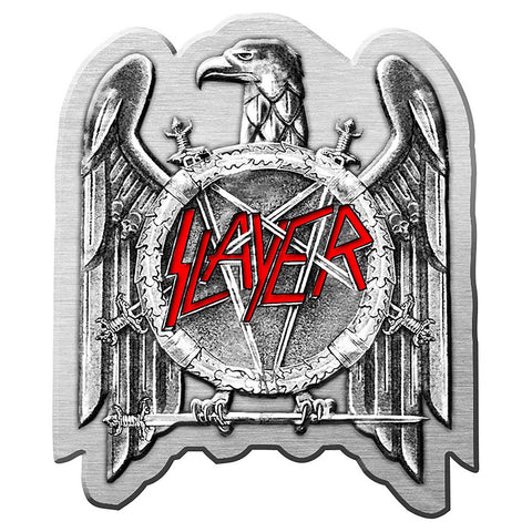 Slayer - Eagle Logo Lapel Pin Badge (UK Import)