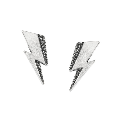 David Bowie - Flash Studs Ear Rings (UK Import)