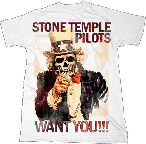 Stone Temple Pilots - Want You T-Shirt