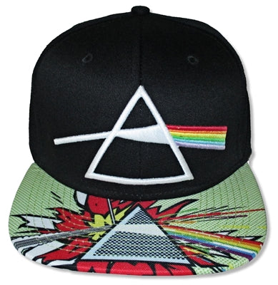 Pink Floyd - Sublimated DSOM Cap