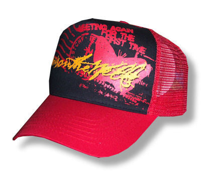 Poison The Well - First Time Trucker Cap