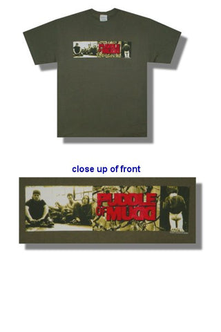 Puddle Of Mudd - Photo Strip Kelp - T-Shirt