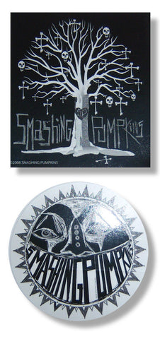 Smashing Pumpkins - Sticker Set