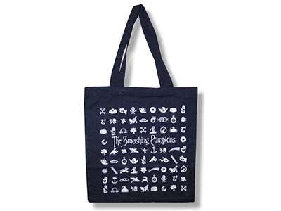 Smashing Pumpkins - Symbols Tote Bag