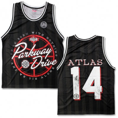 Parkway Drive - Basketball Jersey