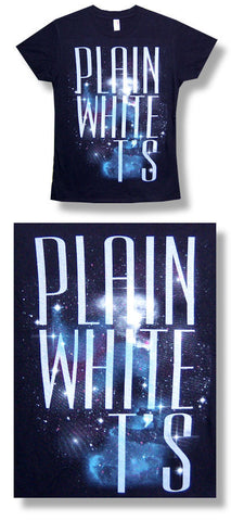 Plain White T's - Space 30/1 Junior Babydoll Tee