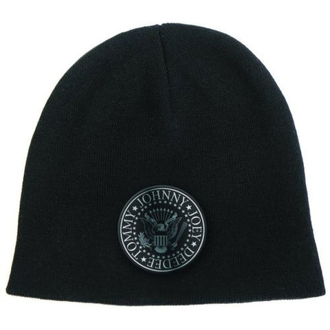 Ramones - Presidential Seal - Beanie (UK Import)