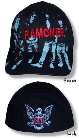 Ramones - Album Art Hat