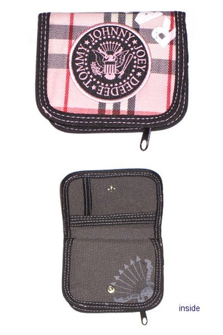 Ramones - Girl's Zip Wallet