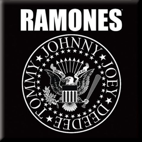 Ramones - Presidential Seal Fridge Magnet (UK Import)