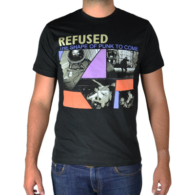 Refused - Shape Of Punk To Come T-Shirt