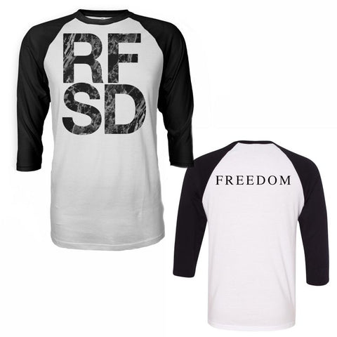 Refused - RFSD Baseball Jersey Tee