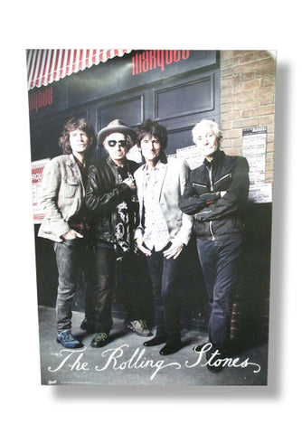 Rolling Stones - Band Photo Poster