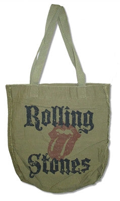 Rolling Stones - Tongue Tote Bag