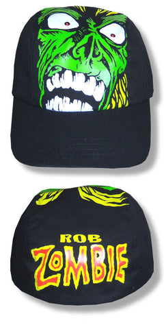 Rob Zombie - All Over Print Cap
