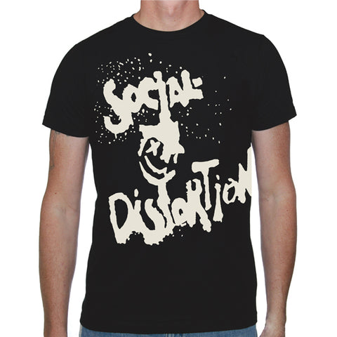 Social Distortion - X'd Eye Guy T-Shirt