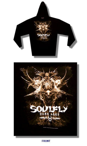 Soulfly - Dark Ages Pullover Hoodie