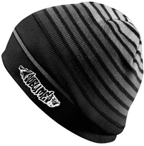 Sublime - Skunk Logo Striped Beanie