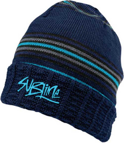 Sublime - Striped Logo Beanie