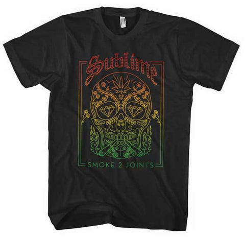 Sublime - Smoke 2 Joints T-Shirt